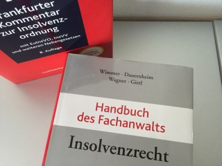 Handbuch Fachanwalt Insolvenzrecht Schörnig Köln