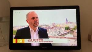 Rechtsanwat Schörnig bei RTL Punkt 12